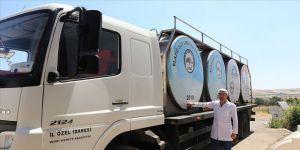 Süt toplama tesisi 700 aileye ekmek kapısı oldu