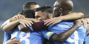 Trabzonspor ikinci beraberliğini Kadıköy'de aldı