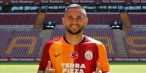 Florin Andone, Galatasaray'da