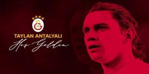Galatasaray, Taylan Antalyalı'yı kadrosuna kattı