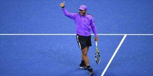 ABD Açık'ta Nadal çeyrek finalde