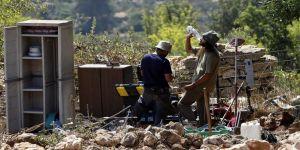 Yahudi yerleşimciler, Filistinlilerin arazisine el koydu