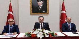 Vali Aksoy, eğitim yılını değerlendirdi
