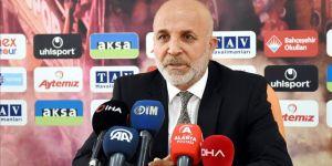 Alanyaspor Kulübü Başkanı Çavuşoğlu: Milli maç arasına lider girmemiz güzel bir duygu