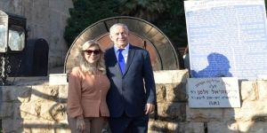 Netanyahu'dan El-Halil kentine 'provokatif' ziyaret