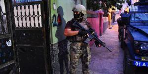 Adana'da polise yönelik saldırı önlendi: 7 gözaltı