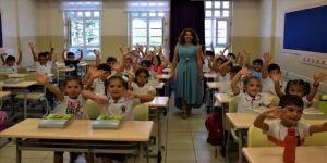 Okula uyum eğitimleri başladı