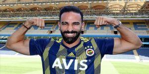 Fenerbahçeli futbolcu Adil Rami: Fenerbahçe ile şampiyonluk yaşamak istiyorum