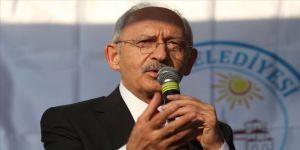 Kılıçdaroğlu: Komşularımızla barış içinde yaşamamız lazım
