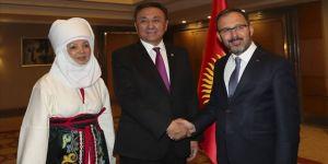 Ankara'da Kırgızistan Milli Günü resepsiyonu kutlandı