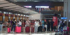 Ulaştırma ve Altyapı Bakanı Turhan: İstanbul Havalimanı yolcu sayısında 30 milyona ulaştı