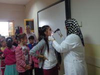 Bilgievi'nde Ağız ve Diş Sağlığı semineri