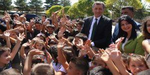 İlköğretim için hazırlanan okul zili ve şarkısı tanıtıldı