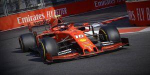 Formula 1'de Leclerc'ten üst üste 2. zafer