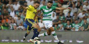 Fenerbahçe hazırlık maçında Bursaspor'a yenildi