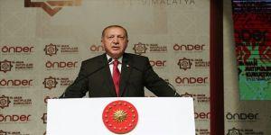 Erdoğan: Anaların direnişi Kandil'deki kan tüccarlarına diz çöktürecek