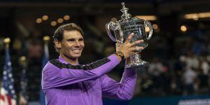 ABD Açık'ta şampiyon Nadal