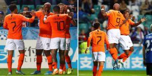 Babel coştu, Hollanda farklı kazandı