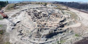 Seyitömer Höyüğü'nde kurtarma kazısı yeniden başladı