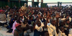 Libya'daki mültecilerin tahliyesi için mutabakat zaptı imzalandı