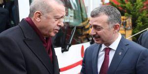Büyükakın, Erdoğan'ın konuğu olacak