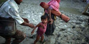 Muson yağmurları Arakanlı Müslümanların yaşamlarını etkiledi