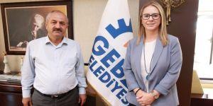 Gebze'ye İzmir'denkonuk milletvekili