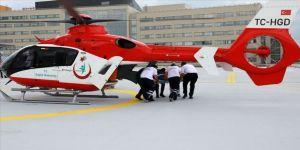 Ambulanslarla 8 ayda 4 milyon kişi hastanelere ulaştırıldı
