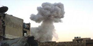 ABD, DEAŞ hedeflerini 36 ton bombayla vurdu