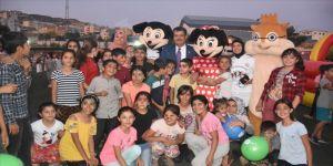 Şırnak'ta 3. Çocuk Şenliği başladı