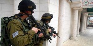 İsrail güçleri Batı Şeria'da 8 Filistinliyi yaraladı