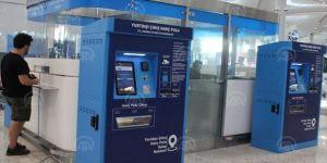 İstanbul Havalimanı'nda harç pulu otomat uygulaması