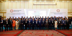 13 ülkeden 31 seçim komisyonu başkanı Ankara'da buluştu