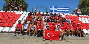 Balkan Kürek Şampiyonası'nda Türkiye rüzgarı