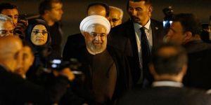 Ruhani, Üçlü Zirve için Ankara'da