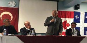 AK Parti İzmir Milletvekili Yıldırım: Sizler ülkemizin yurt dışındaki elçilerisiniz