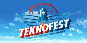Türksat'tan TEKNOFEST'te '8K' çekim