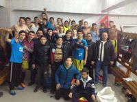 Paşa'nın U-17'leri Play-Off'ta