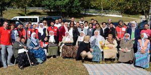 Türk Kızılaydan Srebrenitsa'da aile ekonomisine katkı