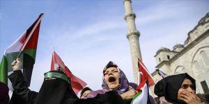 Dünya barışı Kudüs'ten yükselecek'