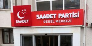 Saadet Partisi'nde büyük kongre 3 Kasım'da