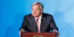 Guterres'ten 'doğa kızgın ve intikamını alıyor' uyarısı