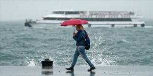 Meteorolojiden Ege Bölgesi için sağanak uyarısı
