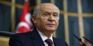 MHP Genel Başkanı Bahçeli'den Cumhurbaşkanı Erdoğan'a tebrik telefonu