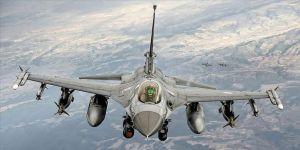 Suriye hava sahasında uçuş icra edildi