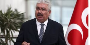 MHP Genel Başkan Yardımcısı Yalçın: MHP Şırnak İl Başkanlığı silahlı teröristlerce kurşunlanmıştır