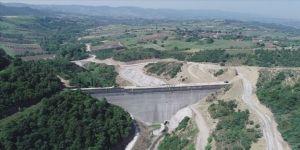 Kocaeli'nin yeni barajı bu yıl bitecek
