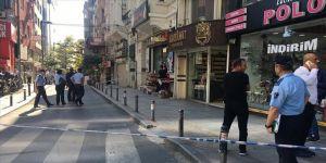 AFAD: İstanbul'daki depremde yan yatan bir bina tahliye edildi, 2 binada hasar oluştu
