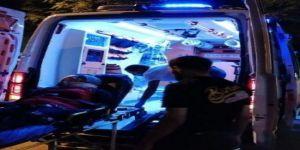 Gebze'de iki otomobil çarpıştı: 1 yaralı