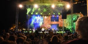 Alanya Caz Günleri'nde Hasansoy ve Tavano sahne aldı
